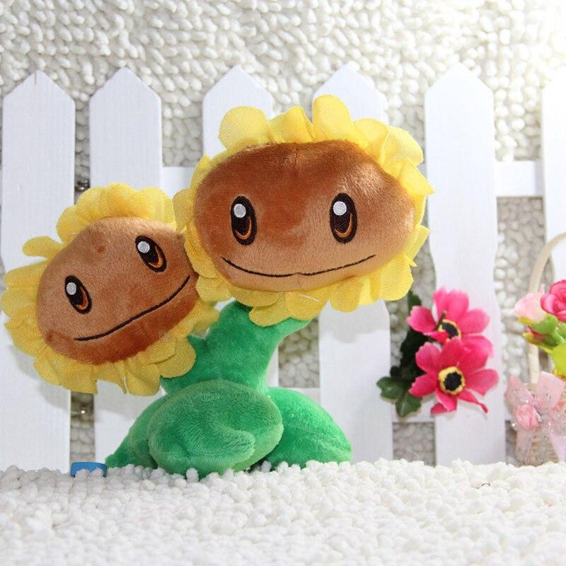 24 pzas/unids/lote plantas vs Zombies juguetes de peluche plantas PVZ vs Zombies plantas y Zombies muñeca de peluche para niños regalos del partido Juguetes-in Plantas de peluche y felpa from Juguetes y pasatiempos    3