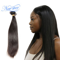 New Star Hair Peruvian Straight Virgin Hair Weaving Natural Color 1/3/4 Piece 100% Unprocessed 10A Human Raw Hair Weft Bundles