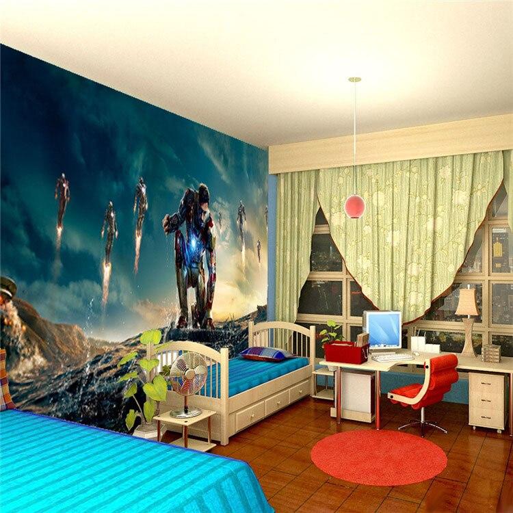 iron man photo wallpaper avengers wallpaper custom large super hero