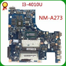 KEFU G50-70M For Lenovo G50-70 Z50-70 G50-70M i3 motherboard ACLUA/ACLUB NM-A273 Rev1.0 PM 100% tested  free shipping