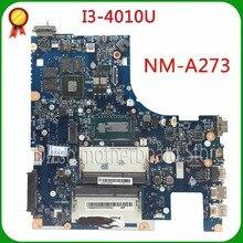 SHUOHU G50-70M Dla Lenovo G50-70 Z50-70 G50-70M i3 ACLUA płyty głównej/ACLUB NM-A273 Rev1.0 PM 100% testowane darmowa wysyłka