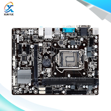 Gigabyte GA H81M D2V Original Used Desktop Motherboard H81M D2V H81 LGA 1150 font b i3