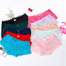 Manbird Sexy Panties for Women Lace Underpants Sexy Lingerie Seamless Breathable Hollow Underwear Knickers Erotic Briefs Thongs комплект мебели для ванной valenhouse эллина 85 белый ручки бронза