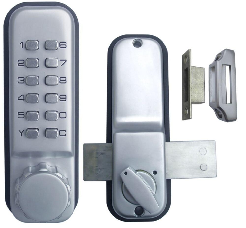 ФОТО mechanical door locks Keyless Digital Machinery Code Keypad Password Entry Door lock The 2th generation of OS158A
