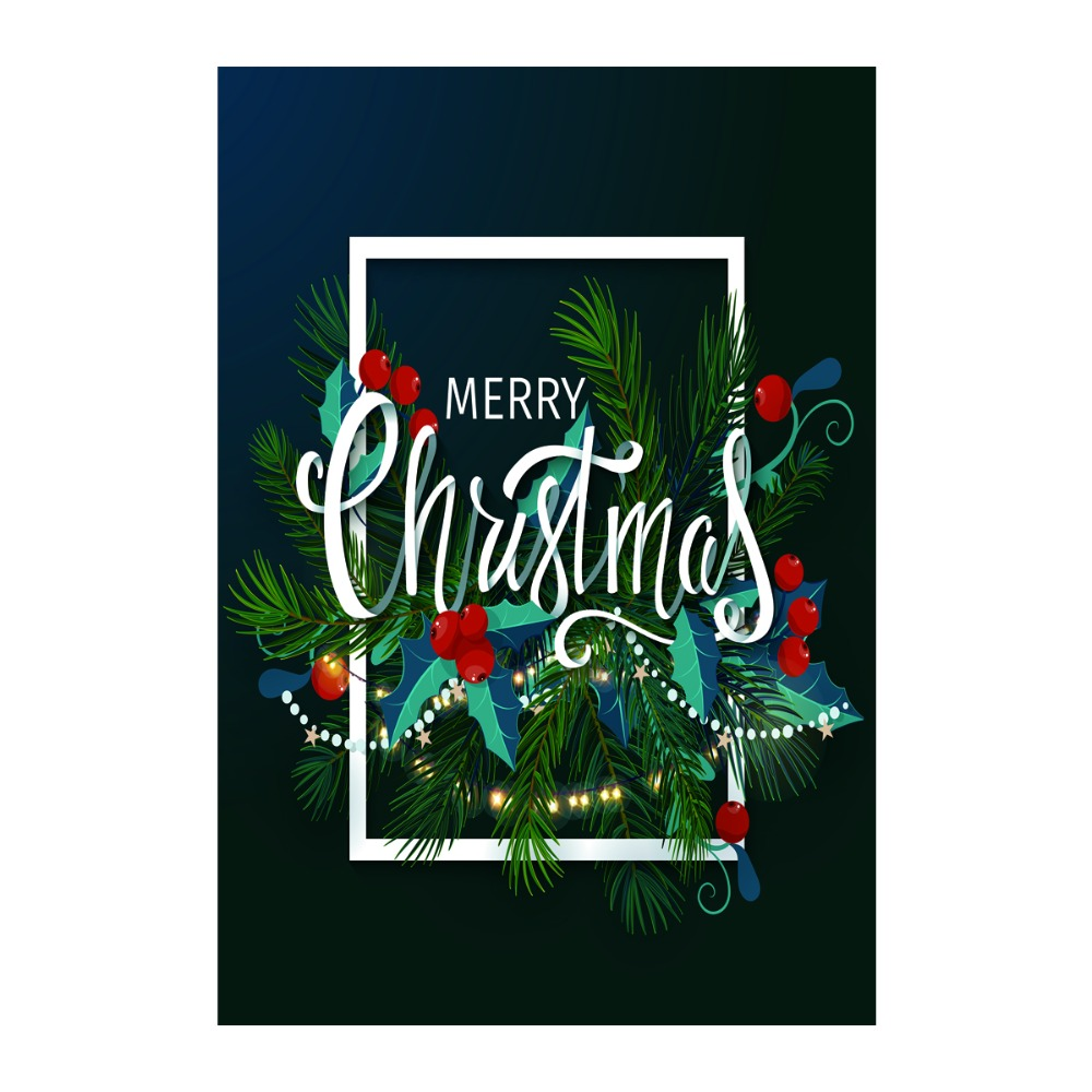 Good Have A Merry Christmas Decorative Outdoor And Indoor Flags 100% Polyester  Custom Personalized Garden Flags Banner Home Flags