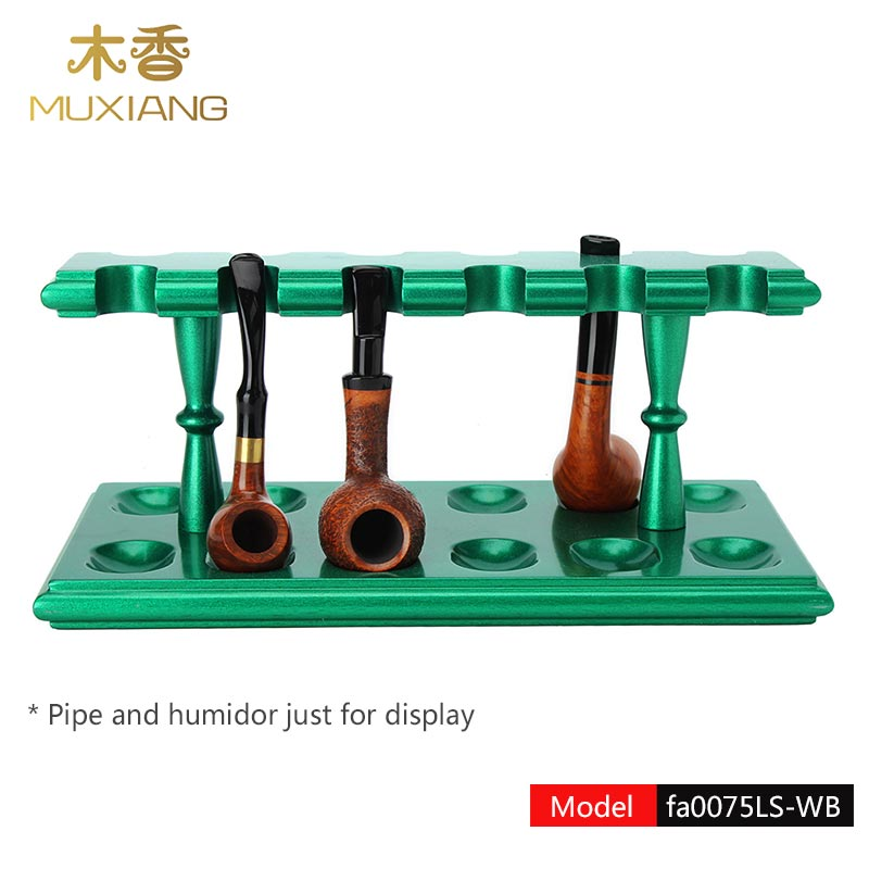 Pipe Holder For Tobacco Pipe 1PC Plastic Clear Pipe Stand Display Stand