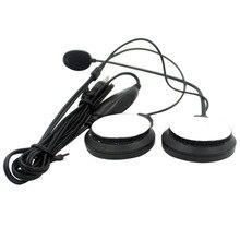 Мягкие Наушники переговорные мотоциклетный шлем нескольких Интерком гарнитура специальные наушники intercomunicador для мобильного телефона MP3