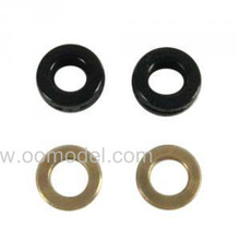 Tarot 500 Spare Parts Damper Rubber Black TL50022 for 500 rc helicopters Free Track Shipping