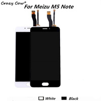 For Meizu M5 Note M621H M621Q M621M M621C Original Lcd Display Digitizer Touch Screen Front Glass