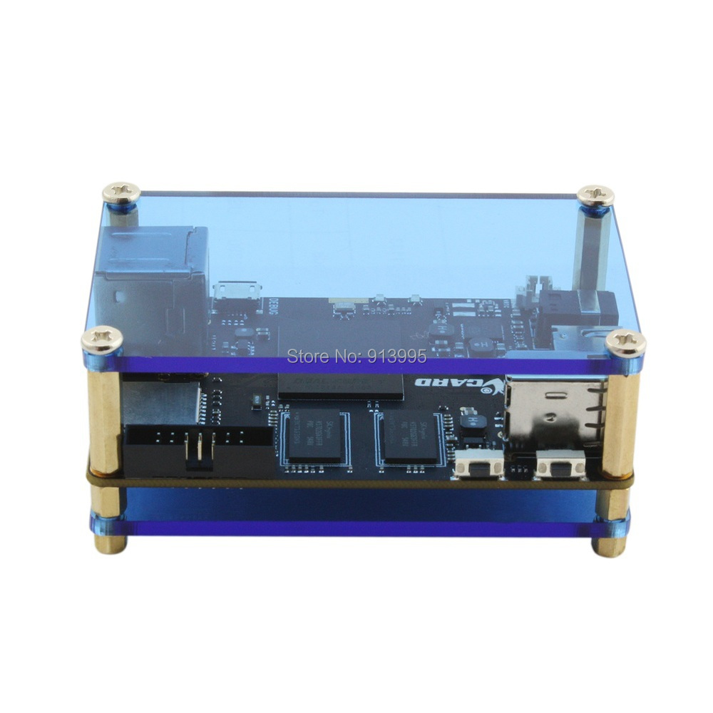 ELP  Android Mini PC Video Card for connection with ELP USB Camera Board and display through HD HDMI monitor