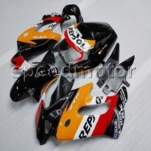 23 Cores + NEW repsol 97-05 VTR 1000 carenagem Para Honda VTR1000 1997-2005 VTR 1000F ABS kit carenagem