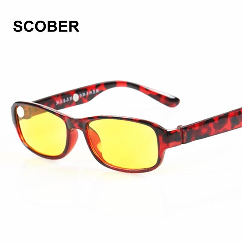 Sammlung Hier Heißer Verkauf Gelb Objektiv Nachtsicht Lesebrille 1,0 1,5 2,0 2,5 3,0 3,5 4,0 Männer Frauen Leopard Presbyopie Brillen G392 Billigverkauf 50% Damenbrillen