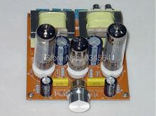 Tube HIFI 6N2 $ NUMBER P15 Clase de potencia de Un amplificador de válvulas de una sola terminal kit diy