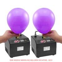 Профессиональный lagenda скручивания моделирования шар Надувное С Батарея цифровой время и счетчик электрическая шар насос