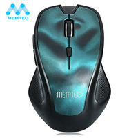 MEMTEQ Wireless Mouse 2 4G Optical Bluetooth 3 0 3D Mouse Optical Game 1600DPI Computer Mice