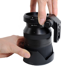 Image 3 - iShoot Lens Collar Tripod Mount Ring Support Bracket for Sony FE 24 240mm F3.5 6.3 OSS Lens with AS standard Quick Release Plate
