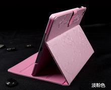 New arrival for Apple iPad mini 4 Cute Hello kitty cartoon case
