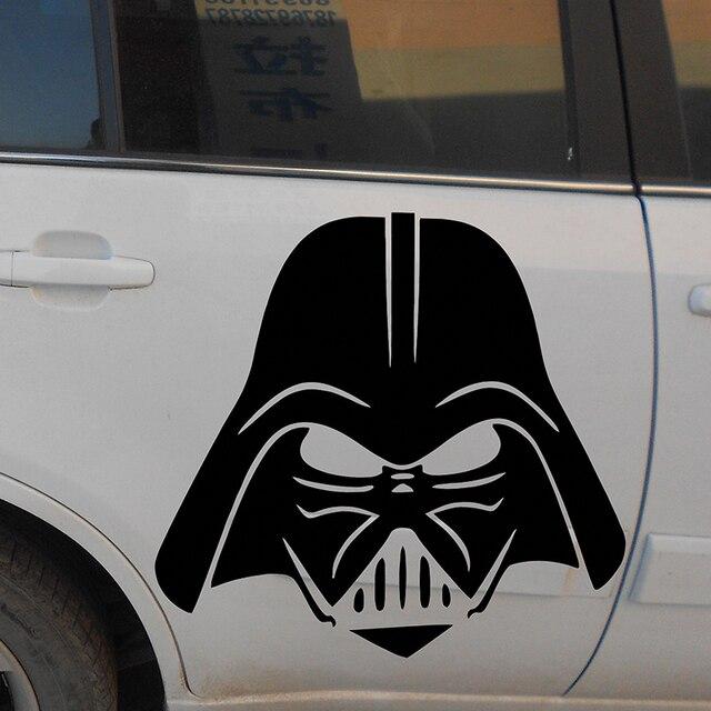 50cm X 50cm Darth Vader Classic Car Sticker For Cars Side