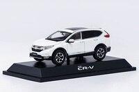 1 43 Honda CR V 2017 White SUV Diecast Model Car Hot Selling CRV CR V