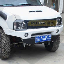 High Strength Light Weight Front Bumper for Suzuki Jimny in ABS undercoated