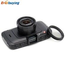 Cámara del coche DVR A7810G Pro LDWS A7LA70 Ambarella Del Coche DVR 1296 P Visión Nocturna de la Videocámara Grabadora de Vídeo Con GPS Tracker radares