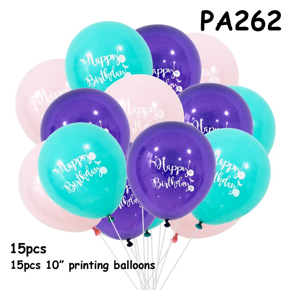10//15pcs Ballons Dinosaurier Geburtstag Dekorationen Happy Party Kit Banner