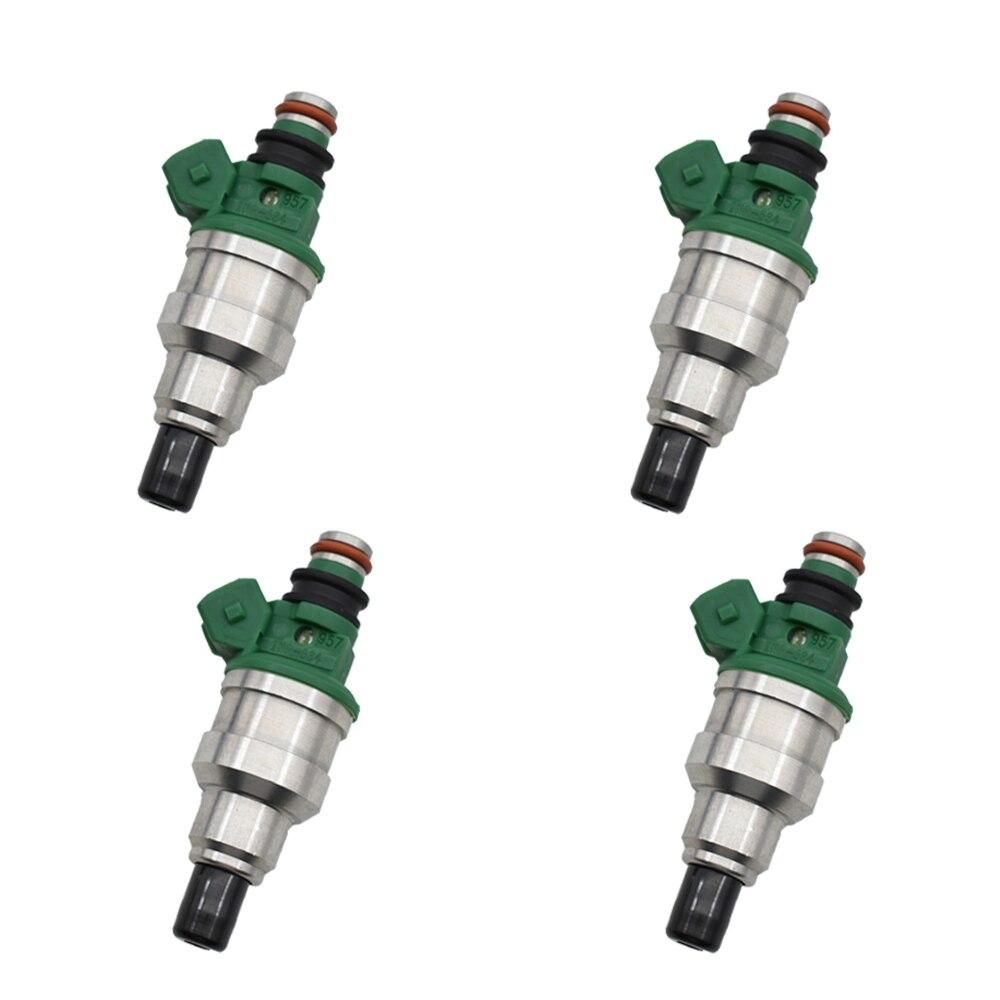 4pcs lot Fuel Injectors Injection Nozzles MD189021 INP 534 INP534 Fuel Spray Nozzles for Mitsubishi Cars