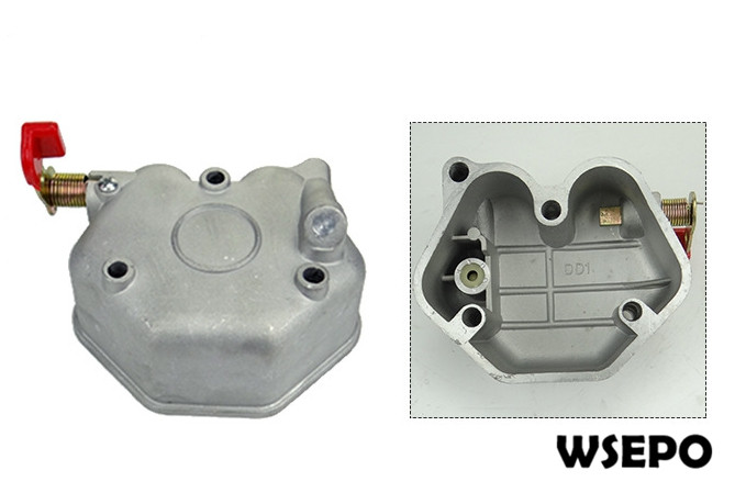 Chongqing Quality! Cylinder Head Cover/Valve Cover for 192F 12HP Air Cooled 04 Stroke Diesel Engine,7.5KW~8KW Generator PartsChongqing Quality! Cylinder Head Cover/Valve Cover for 192F 12HP Air Cooled 04 Stroke Diesel Engine,7.5KW~8KW Generator Parts