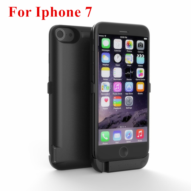 apple iphone 7 battery charger case