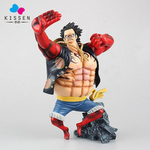Kissen NEW hot 17cm One piece Gear fourth 3 Monkey D Luffy action figure toys collection Christmas gift