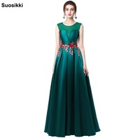 Robe Coktail 2015 Long Prom Dress Lace Ankle Length Evening Party Gowns Plus Size Customized Vestido