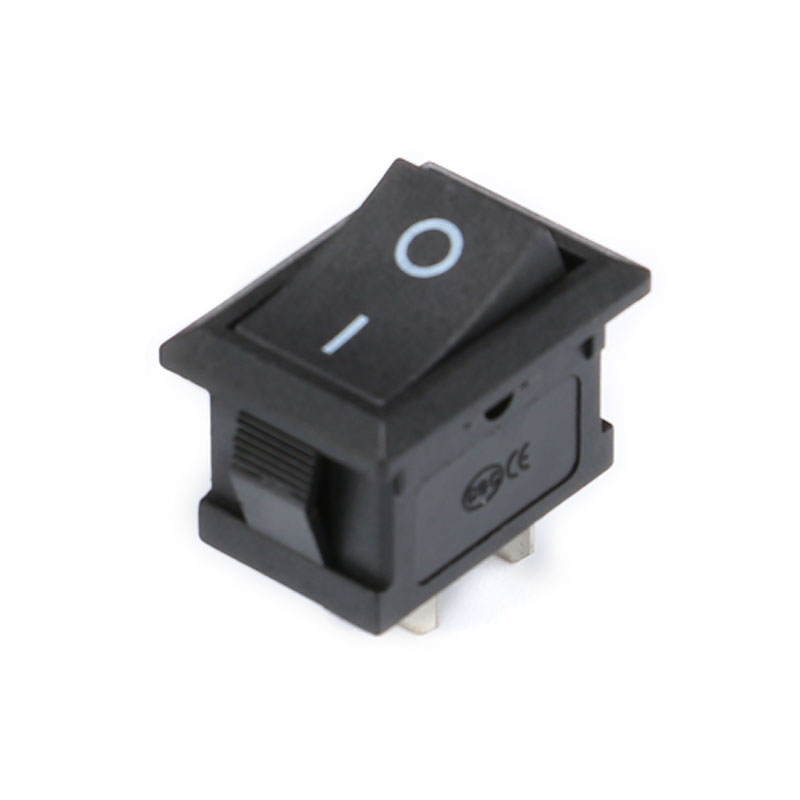 1PCS KCD1 2PIin 3Pin Boat Car Rocker Switch 6A10A 250V125V AC Red Yellow Green Blue black Button Best Price KCD1 (17)