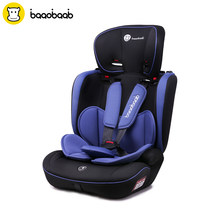 Baaobaab BA05A 9 Month -12 Years Child Car Seat Forward Facing 9-36 kg Group 1/2/3 Five-Point Harness Baby Booster Safety Seats(China)