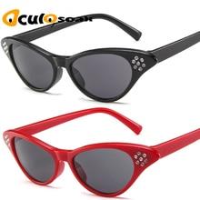 Vintage Women Sunglasses Cat eye Eyewear Brand Designer Retro Sunglass Female Oculos de sol UV400 Sun glasses 2019