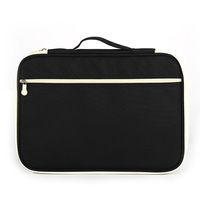 SCO Multi functional A4 Document Bags Filing Products Portable Waterproof Oxford Cloth Storage Bag