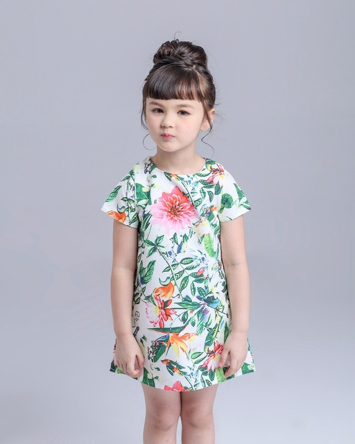 children clothing in large children Europe and the United States girls high-end  custom sequins cf301b7c80fb