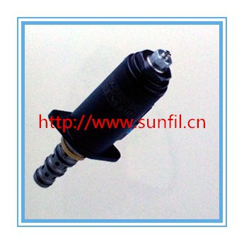 цена на Wholesale SK200-8 Solenoid ,YN35V00051F1,KWE5K-31/G24YB50 excavator parts,3PCS/LOT,Free shipping