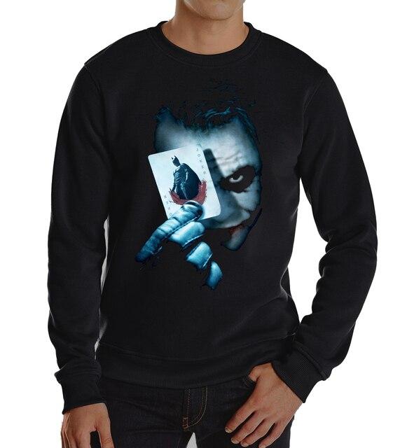 The joker hoodie