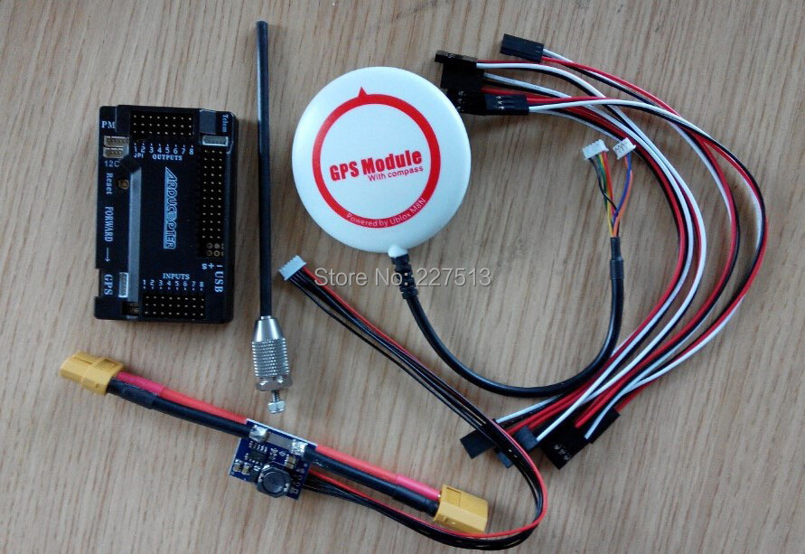 APM2.8 ArduPilot Mega 2.8 APM Flight Controller Board with NEO M8N GPS w/ Bulit-in Compass Power Module for RC Multicopter bloomingville блюдо