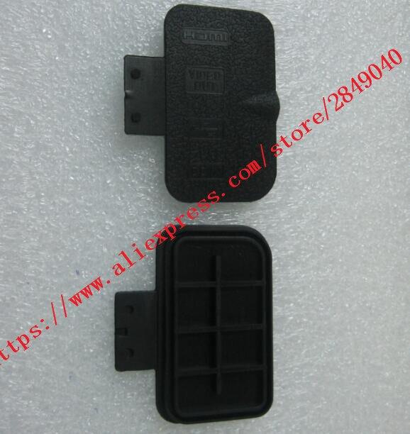 Cáscara de la cubierta posterior del cuerpo Goma Pieza De Repuesto Para Cámara Digital Nikon D700