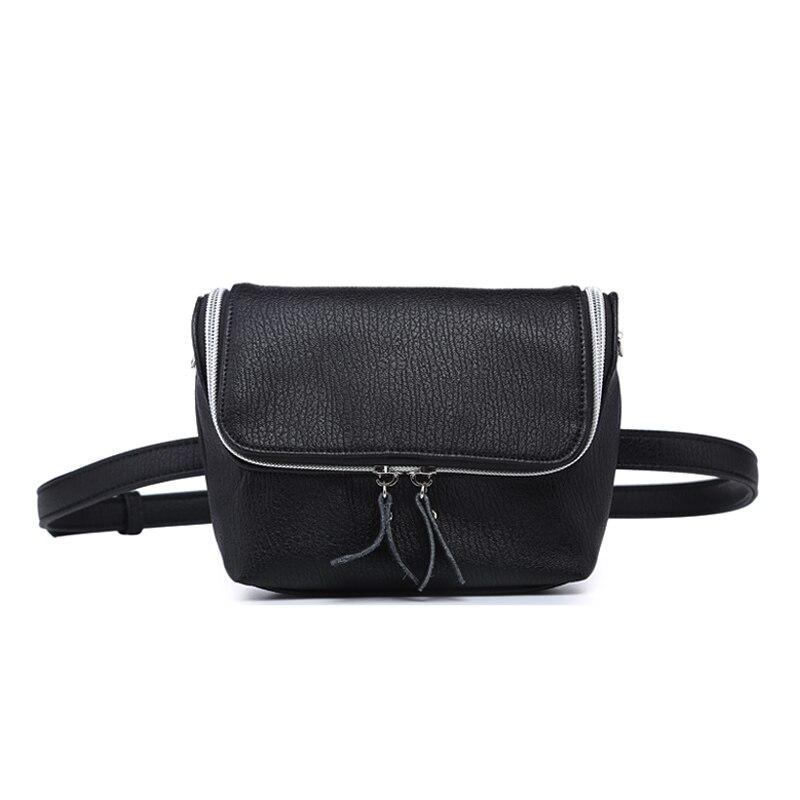 Midja väska för kvinnor mode fanny pack pengar bälte väskor - Bälten väskor - Foto 2