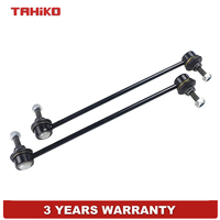 Front Sway Bar End Link Set 2pcs Fit For BMW 7er E38 725tds 728 i,31351091496