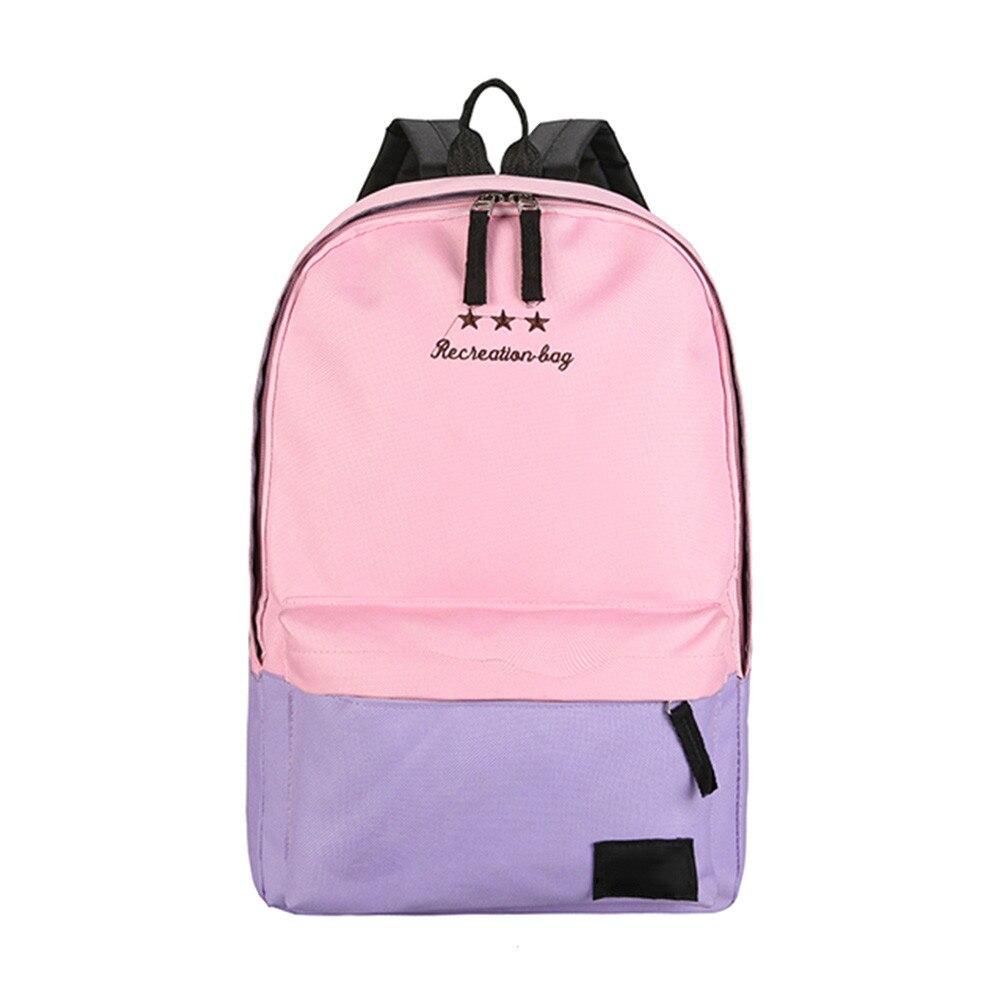 OCARDIAN Backpacks Women Children Schoolbag Back Pack Leisure Knapsack Laptop Travel Bags #1208