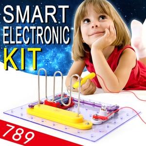 Children Smart Electronic Kit