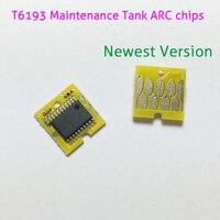 Estável Auto microplaqueta da restauração para Epson SureColor tinta tanques tanques de manutenção para impressora Epson F6070 F7070 chip F6070