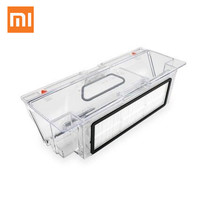 Spare Part Dust Box For Xiaomi Mi Robot Vacuum Cleaner And 1pcs HEPA Filter For Xiaomi