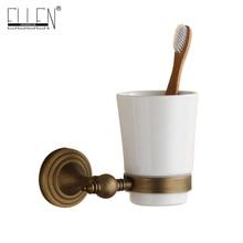 Аксессуары для ванной комнаты держатель стакана античная бронза ванной оборудования-80284