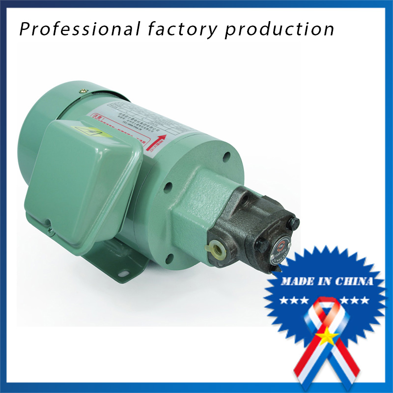 TOP 11A 12A 13A 220V Hydraulic Gear Lubrication Pump Triangular Oil pump Cycloid Pump