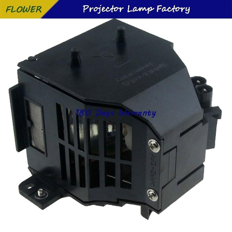 מערכות ניווט GPS מנורה מקרן ELPL30 V13H010L30 עבור EPSON EMP-61, EMP-61P, EMP-81, EMP-81P, EMP-821, EMP-821P, EMP-828, Powerlite 61, Powerlite 61P (4)