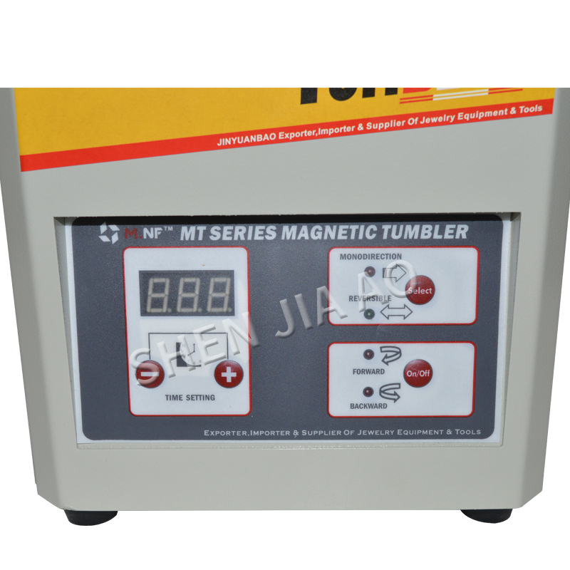 1tk 110V / 220V magnetilise trummelkõrvari juveeli poleerija Super - Elektrilised tööriistad - Foto 5